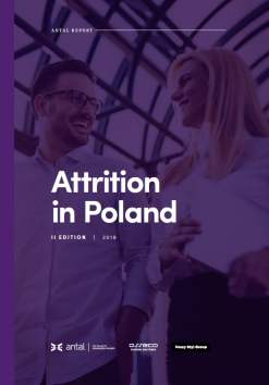 Attrition in Poland 2019