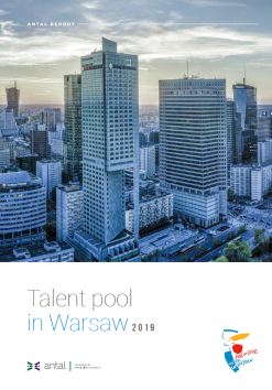 Talent pool in Warsaw