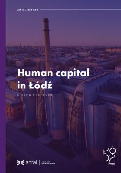 Human capital in Łódź