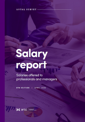 Antal Salary Report 2020