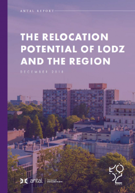The relocation potential of Lodz and the region