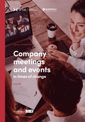Company meetings and events in times of change