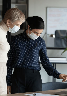 The price of illness in the working environment, not only during a pandemic
