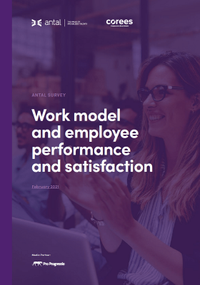 Work model and employee performance and satisfaction