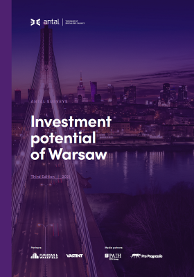 Warsaw: Investment Potential - BEAS 2021