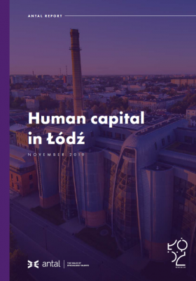Human capital in Łódź