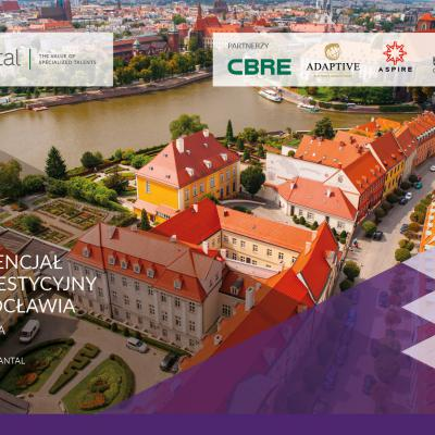 One in Five Companies are Considering Investing in Wrocław. Investors are Drawn by the Wide Availability of IT and Finance Professionals