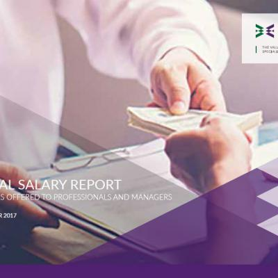 Antal Salary Report: Professionals and Managers Earn Two Times More Than Rank-and-File Employees